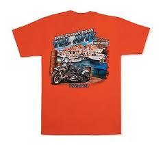 harley davidson t shirt biker short