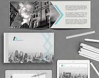Курсы графического дизайна и рекламы в Москве обучение  Дипломная работа Ольги Штейнберг Разработка фирменного стиля для дизайн студии интерьера и архитектуры Диагональ