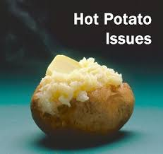Image result for hot potato