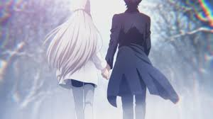 anime holding hands and walking. Perfect Walking Suffice To Say It Did Its Job And Making Me Emotional The Point There  May Never Be Words Fully Express It With Anime Holding Hands And Walking
