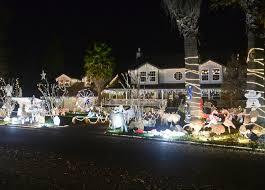 Chico Christmas Tree Lighting Chico Tour Of Lights List Of Homes Oroville Mercury Register