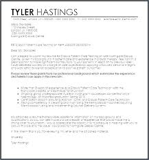 Cover Letter Sample For Health Care Assistant