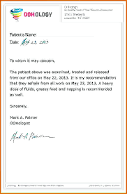 How To Get A Doctors Note For Work In Ontario Doctors Return To Work Note Back From Doctor Rafaelfran Co