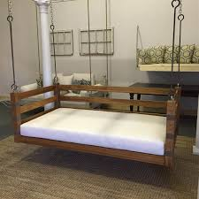 Porch Swing Bed The Ion Not Your Average Porch Swing Our Swing Beds Are Hand