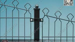 decorative wire fence panels. 868 Decorative Twin Wire Fence Panels Double Mesh Brilliant Fencing Intended For 13