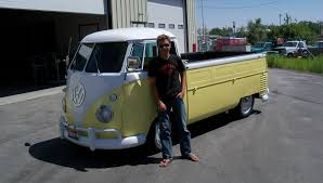Dane Fogdall - 1960 VW Single Cab | Kenny's Rod Shop - Fabrication ...