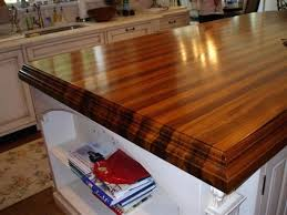 wood countertop trim also best with edges edge grain pertaining to remodel 2