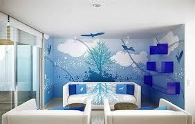 Small Picture Designer Wall Paints For Living Room Home Design
