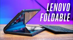 <b>Lenovo ThinkPad X1</b> Fold hands-on