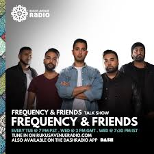 Host Frequency Friends Radio