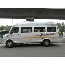 16 seater tempo traveller al at rs