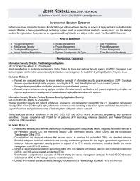 It Security Resume Examples Fred Resumes Consultant Fresher For
