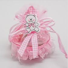 Itu0027s Written On The Wall A Darling Party Favor For A Girl Baby Boxes For Baby Shower Favors
