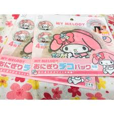 My Melody Rice Ball Wrapper | Shopee Philippines