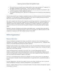 opinion essay structure money