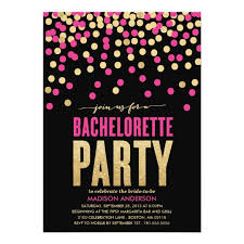 bachelorette party invite shimmer shine bachelorette party invitation zazzle com