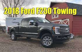 2018 ford f250 sel has most torque