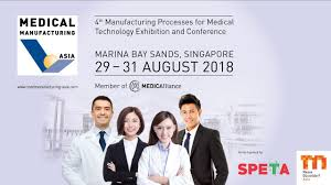 2018 Design Of Medical Devices Conference Medical Manufacturing Asia 2020