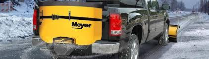 Meyer Mate | Pickup Truck & Tractor Tailgate Salt Spreaders | Meyer