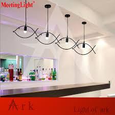 warehouse style lighting. Retro Pendant Light Indoor Lighting Vintage LED Lights BLACK Metal Iron Fish Lampshade Warehouse Style D