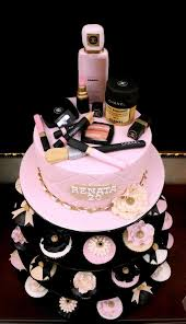 cute jewel centered cupcakes