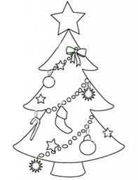 Printable Christmas Tree Free Printable Christmas Tree Templates Coloring Home