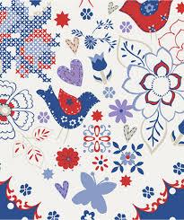 Cozz Lifestyle Big Heart 4043 Vlies Behang Blauw Behang Cozz