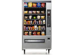 Name A Food You Never See In A Vending Machine Impressive Brief Vending Machine Delay Helps People Make Better Snack Choices