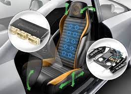 Seating comfort technologies presented by Continental – Car Engineer: Learn Automotive Engineering from Auto Engineers