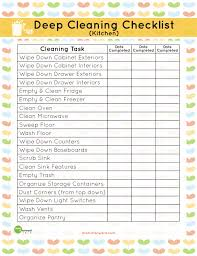 house cleaning checklist printable org printable house cleaning checklist template success