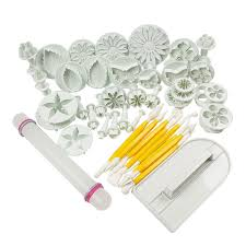 Cake Decorating Tools List Fancy Pcs Sugarcraft Cake Decorating