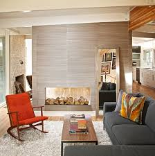 5 modern living room and fireplace ideas