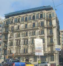Dosya:İstanbul, Beyoğlu, Refik Saydam Cad. İKSV Binası.JPG - Vikipedi
