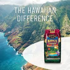 Kona hawaiian gold kona coffee, gourmet blend ground coffee, 10 ounce : Amazon Com Hawaiian Gold Kona Blend Coffee 2 Pound Pack Of 1 Roasted Coffee Beans Grocery Gourmet Food