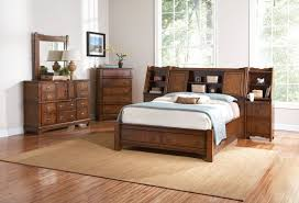 mission style bedroom furniture plans with stylish headboard storage design different43 bedroom