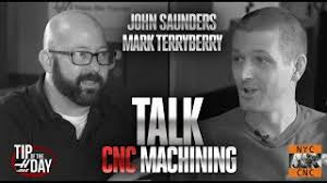 John Saunders and Mark Terryberry Talk Machining - Haas Automation, Inc.