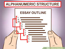 Outline For Writing An Essay 3 Easy Ways To Write An Essay Outline Wikihow
