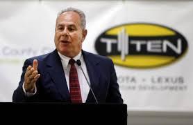 Toyota joins with TCC on training program for auto mechanics ...