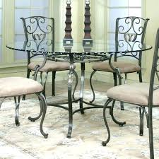 glass top dining table round glass top kitchen table and chairs glass top dinette sets modern glass top dining table round