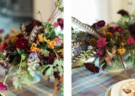 Q: Any suggestions for flower arrangements on a small table? A: Instead of  one large arrangement, make a series of mini arrangements  maybe 3 to 5.
