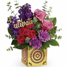 teleflora s thrilled for you bouquet