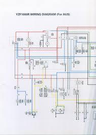 yamaha yzfr wiring diagram related keywords suggestions kawasaki mule 500 wiring diagram 2003 yamaha yzf600r thundercat