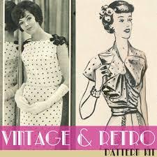 Vintage Sewing Patterns Enchanting 48 Tips For Working With Vintage Sewing Patterns Sewing Blog