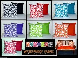 waterproof cushions for outdoor furniture. interesting cushions waterproof scatter cushion covers inside waterproof cushions for outdoor furniture