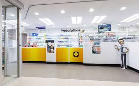 pharmacy design company the lakes boulevard pharmacy design fit out project office boy