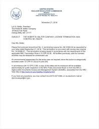9+ Company Termination Letters | Free Samples, Examples, Formats ...