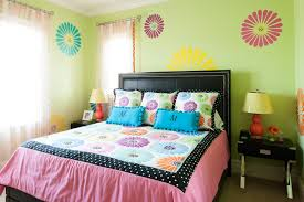 Paint For Girls Bedrooms Girls Room Paint Ideas Stripes