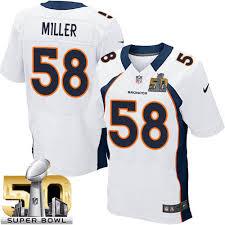 Super Jersey Bowl Von 50 Miller White
