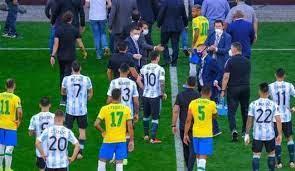 FIFA'dan Brezilya-Arjantin maçı kararı - Tüm Spor Haber