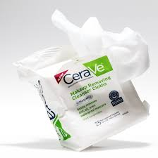 makeup removing cleanser cloths